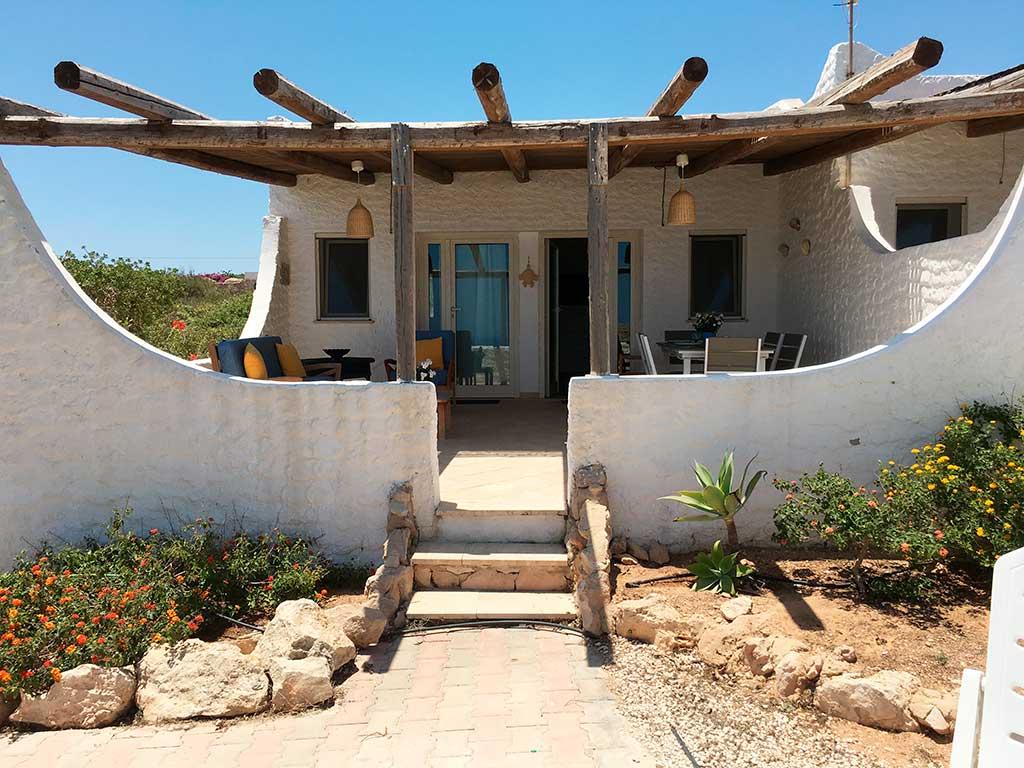 Appartamento bilocale vista mare con Veranda Lampedusa